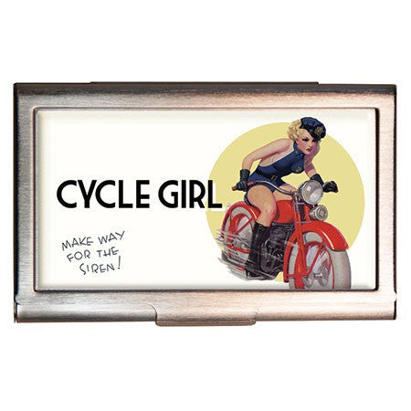 Cycle Girl I.D. Case - Highway Thirty One