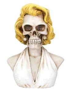 Marilyn Skull Bust - Highway Thirty One