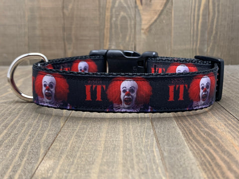 Pennywise Pet Collar