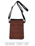 Overlook hotel inspired by The Shining Small Cross Body Bag