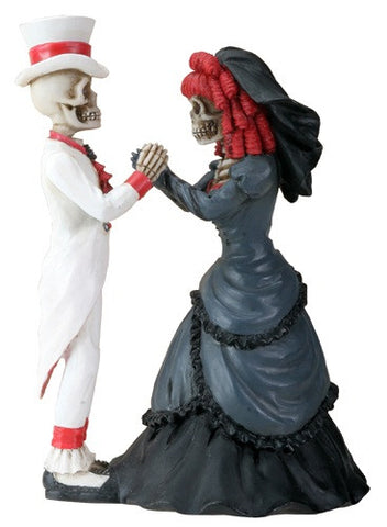 Gothic Couple - Holding Hands - Highway Thirty One