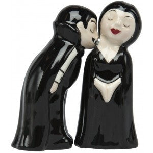 Vampire Salt and Pepper Shakers - Highway Thirty One - 1
