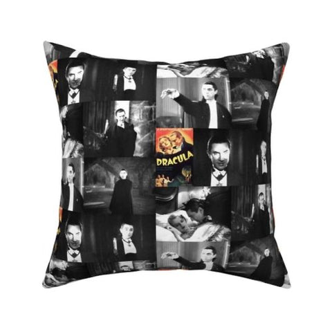 Bela Lugosi Dracula Pillow cover 16 x 16""