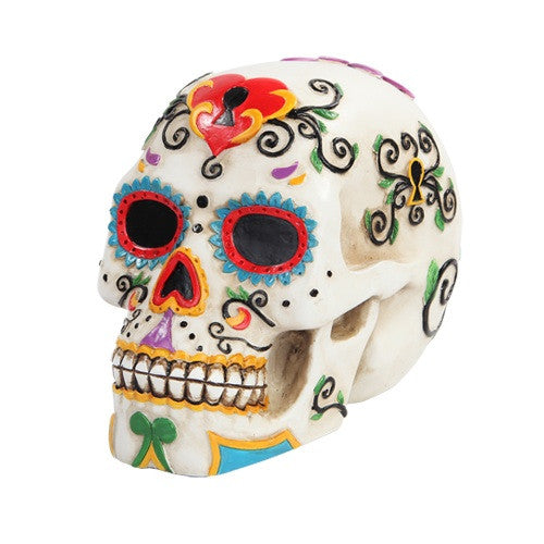 Day of the Dead Skull - Highway Thirty One