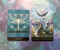 Beyond Lemuria Oracle Card Deck | Izzy Ivy | International Shipping