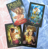 Oracle of Visions | Oracle Card Deck | Ciro Marchetti
