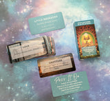 (Int.) Little Messages Pocket Oracle Cards. Second Edition International shipping