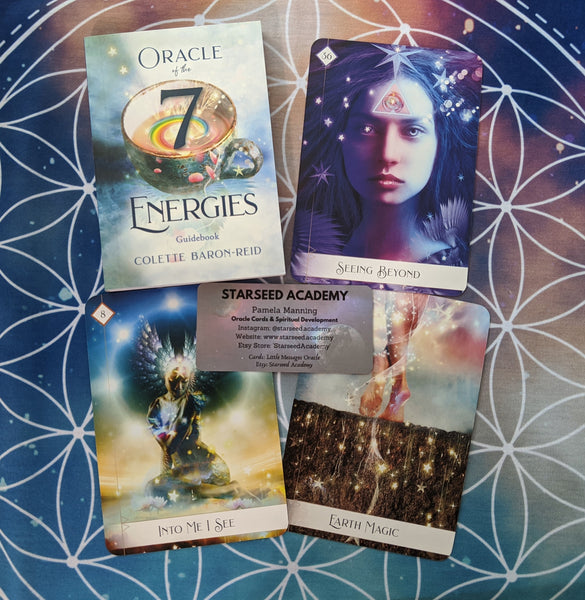 Oracle of the 7 Energies | Oracle Card Deck | Colette Baron-Reid