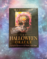Halloween Oracle Card Deck | Stacey DeMarco