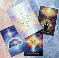 Secret Language of Light Oracle by Denise Jarvie | Oracle card deck