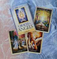 Oracle of the Angels | Oracle Card Deck | by Mario Duguay