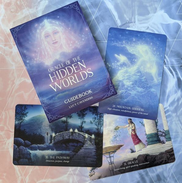 Oracle of the Hidden Worlds | Oracle Card Deck | Lucy Cavendish