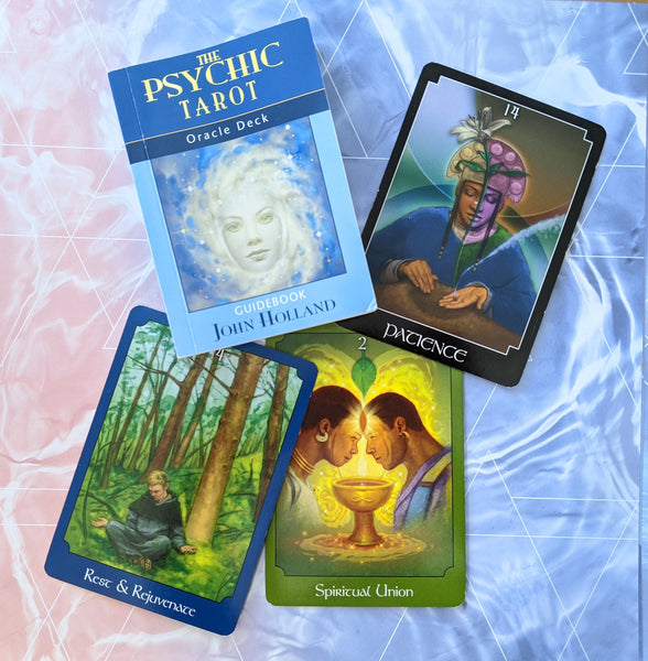 Psychic Tarot | Oracle Card Deck | John Holland