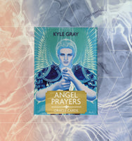 Angel Prayers Oracle | Oracle Card Deck | Kyle Gray