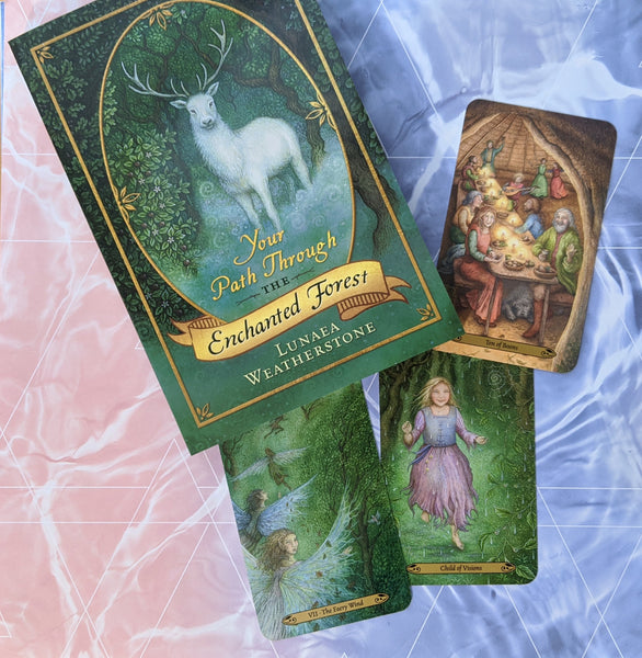 Forest of Enchantment Tarot | Lunaea Weatherstone