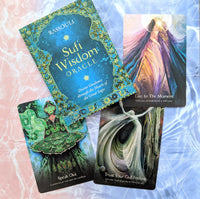 Sufi Wisdom Oracle Card Deck | Rassouli