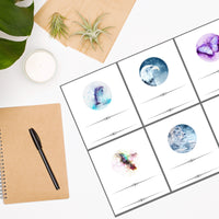 Oracle Creations - Create Your Own Oracle | Nature Edition | Printable | Digital Download