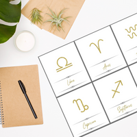 Create Your Own Oracle | Zodiac Edition | Printable | Digital Download