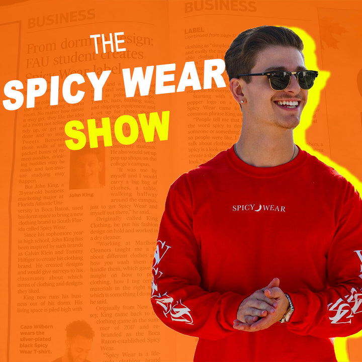 The Spicy Wear Show