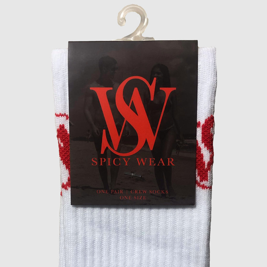 Spicy Poly/Cotton Socks