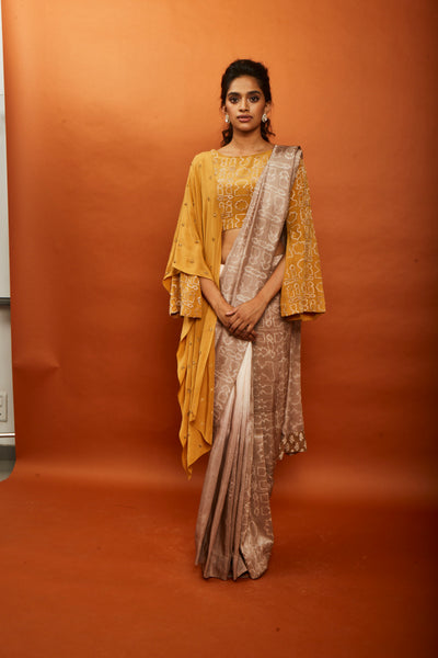Saree & Drape Blouse