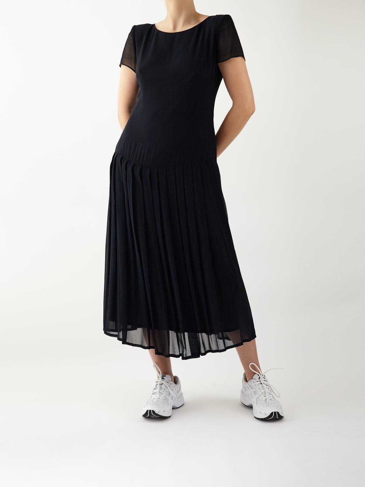 Max and Co. Pleated Dress
