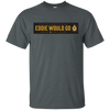 Eddie Aikau Shirt - Dark Heather - Shipping Worldwide - NINONINE