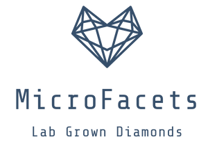 Micro Facets - Lab Grown Diamonds
