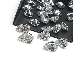 Pear Shape - CVD/HPHT Lab Grown Diamonds