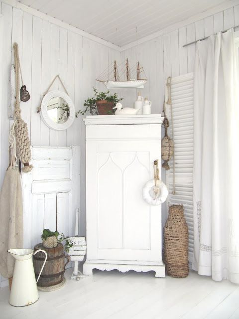 Style Shabby Chic en Décoration