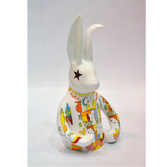 Statuette Pop Art Lapin