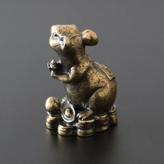 Statuette Chinoise Rat