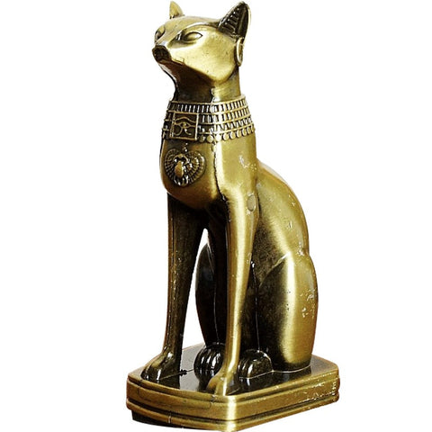 statue chat egyptien