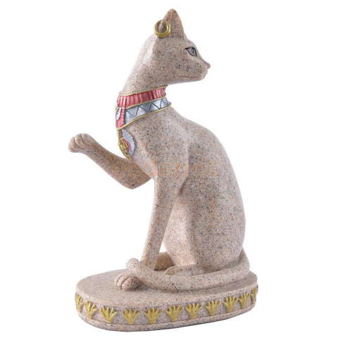 statue egyptienne chat