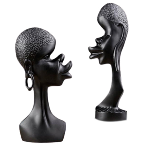 Statue Africaine Femme