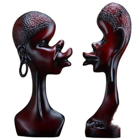 Statue Africaine<br> Pour Tomber Enceinte