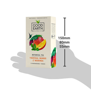 Tropical Mango & Moringa Teabags