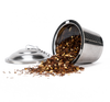 Good Earth Rooibos Chai Loose Leaf Tea Shown in Infuser