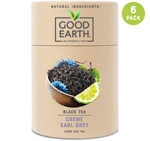 Crème Earl Grey Loose Leaf Tea