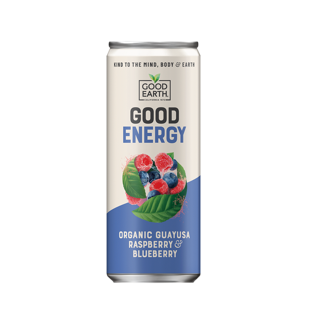 Good Energy Raspberry and Blueberry