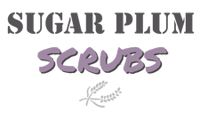Sugar Plum Scrubs