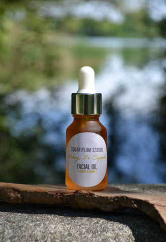 Honey, Be Supple - Facial Oil