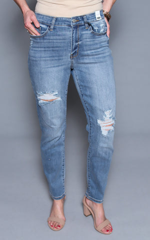 Judy Blue High Waist Slim Fit Jeans