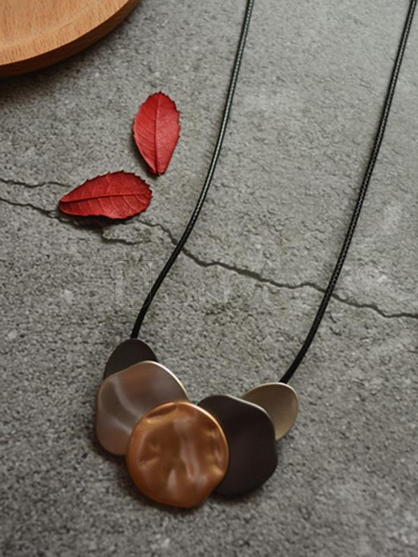 Simple Irregular Necklace