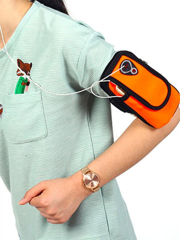 Portable Running Arm Bag