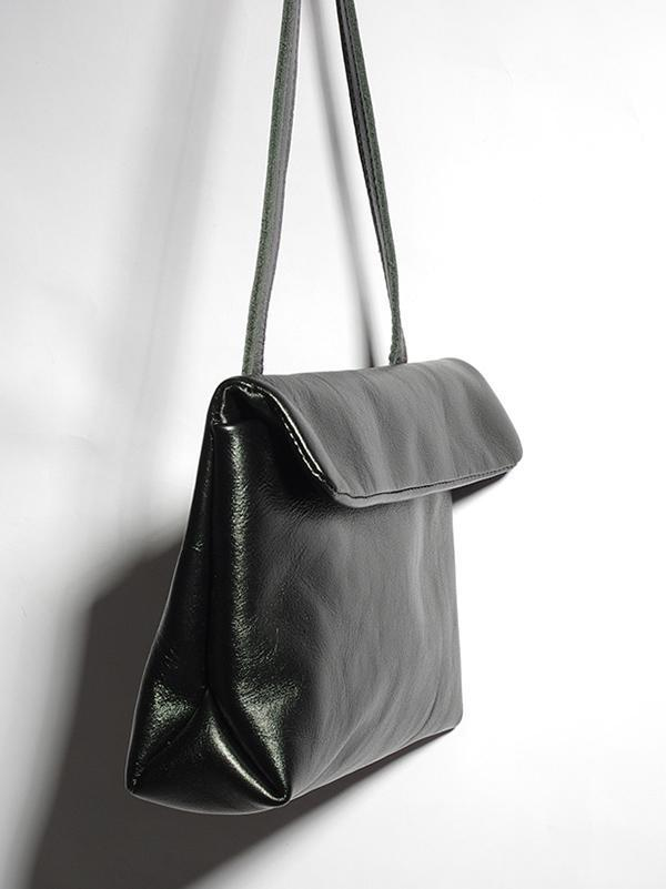 Retro Single-shoulder Square Bag