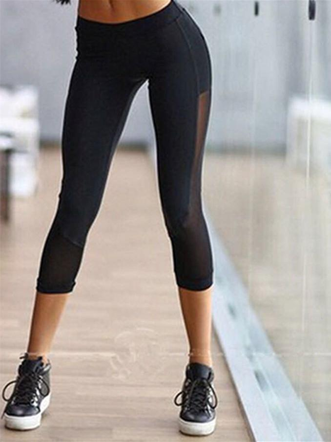 Veil Sports Leggings Yoga Bottoms