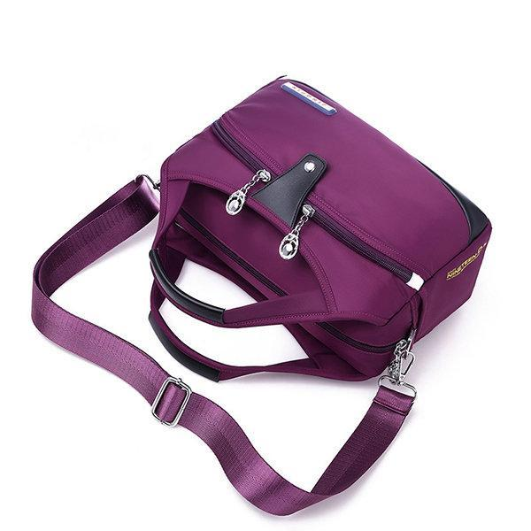4 Color Shoulder Bag Large Capacity Ofxord Messenger Bag