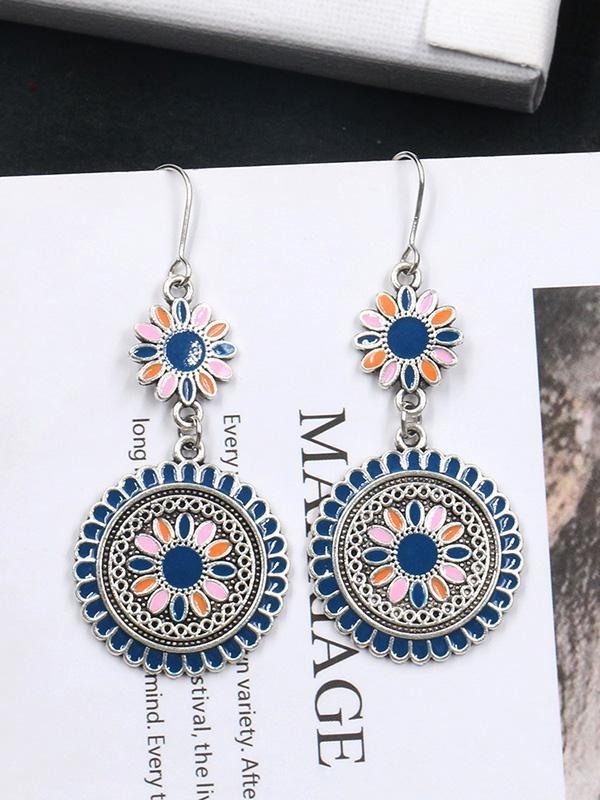 5 Colors Bohemia Earrings Accessories