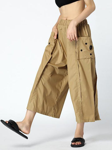 Cool Girl Loose Comfortable Designed Pants